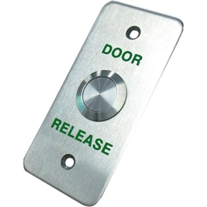 Exit Button 3 inches x 1 inch