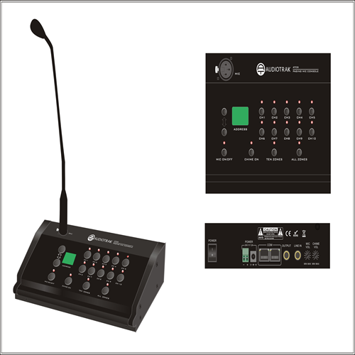 10 Zone call station that works with AT10ZC