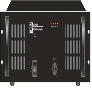 Power Amplifier with 100V input 500 W