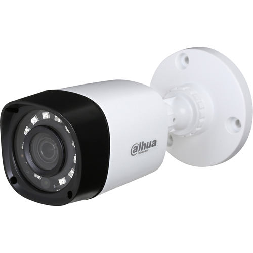2 MP 1080p HDCVI Bullet camera lens 3.6 mm IR 20 mtr 12VDC