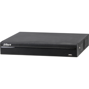 8 Channel Penta brid Type HDCVI DVR supporting HDCVI or HDTVI or AHD or IP or Analogue Signal 1 Sata HDD Slot Compact Mini 1U