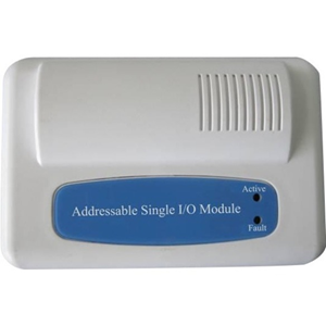 Addressable Single Input Output Module Certificated by LPCB Loop Powered