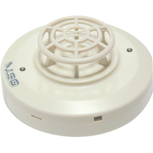 Intelligent Fixed Temperature and Rate of Rise Heat Detector 8 Bit Processor with Remote Indicator Output Certificated by LPCB
