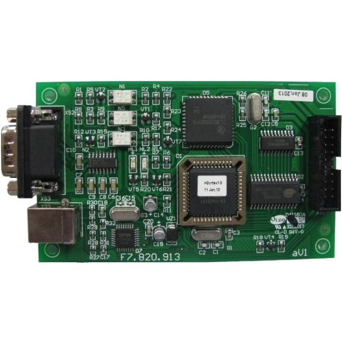 RS232 Communication Board for GST200 for Commissioning and GMC Software Connection