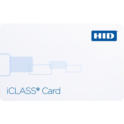 ICLASS 16K 16 Application cards - Non programmed to be programmed at ADI Branches