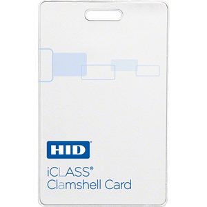i CLASS 2k2 Clamshell Cards, Non Programmed, Can be programmed at the ADI Branches
