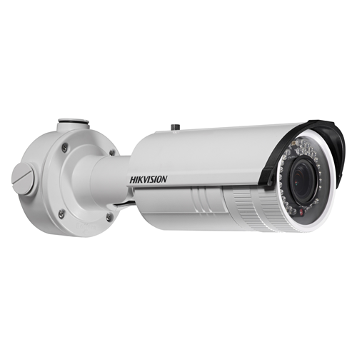 1point3 MP CMOS ICR 0lux with IR 2point8 to 12mm VF lens Hpoint264 MJPEG dual stream IP66 DC12V PoE DWDR 3D DNR BLC IR 30m Support onboard card slot