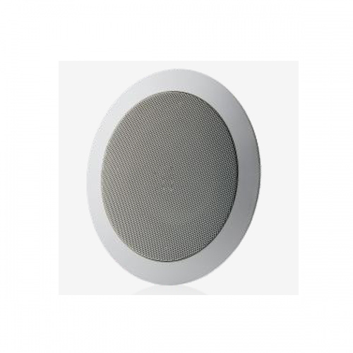 Honeywell ceiling Speaker - 6 W RMS - 9 W PMPO - 125 Hz to 16 kHz - 6.7 Kilo Ohm - 95 dB Sensitivity