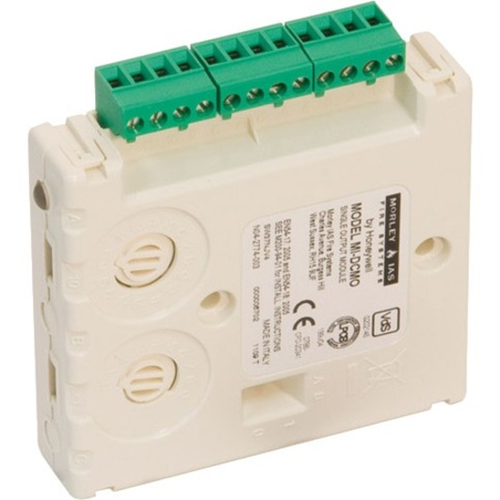 Output control module. Requires M200E-SMB for surface mounting or M200E-DIN for mounting to DIN rails.