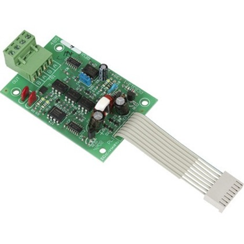 RS 485 Communication module.