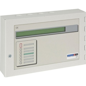 ZXr-P Passive Repeater. Requires a 24 V DC supply and Rs485 card to be fitted within the control panel.