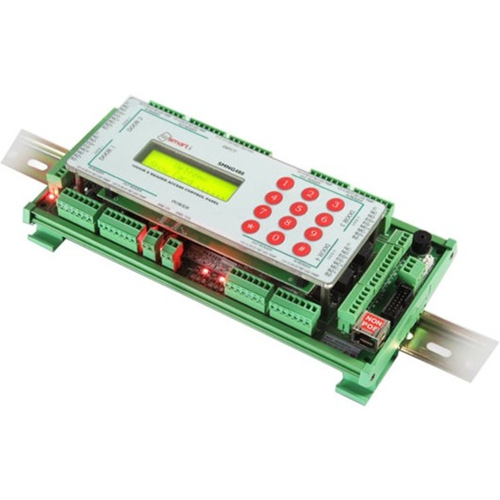Din Rail Based 4 Door 8 Reader Access Control Panel