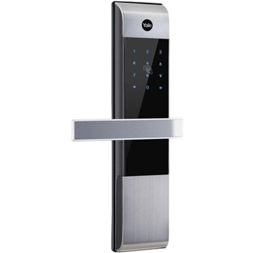 Mortise Door Lock with Smart Touchpad and Antipanic egress