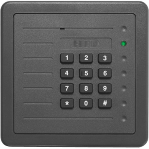 ProxPro Proximity Reader with Wiegand output, Gray color & with Keypad