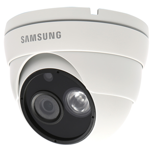 750TVL IR Dome Camera with 3.6mm Fixed Lens, True D&N with ICR, IR Led-Array Type with 30m Range, Manual Pan/Tilt Rotate ,DNR, Auto White Balance,  AGC , 12V DC