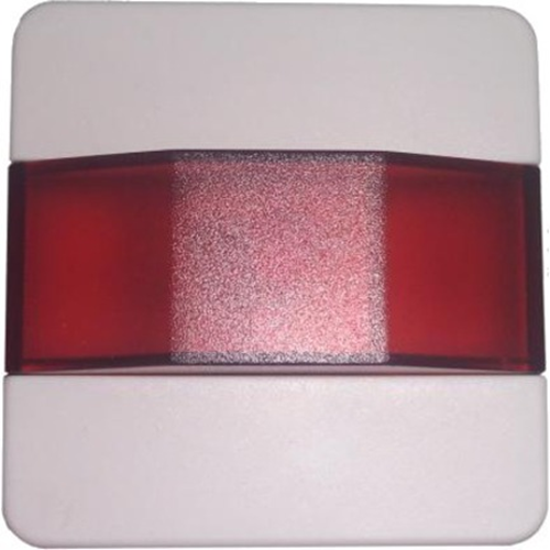 GST C-9314P Remote Indicator Light - For Fire Alarm Control Panel - Traffic White - ABS