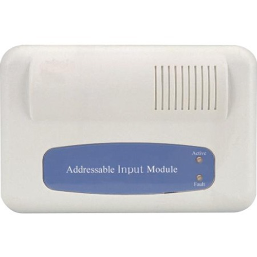 GST I-M9300 Addressable Input Module - For Fire Alarm Control Panel - ABS