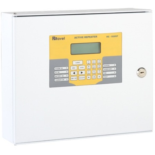 Ravel RE-008RP 8 Zone  Reapter Panel for RE2554/RE2558 Fire alarm Control Panel