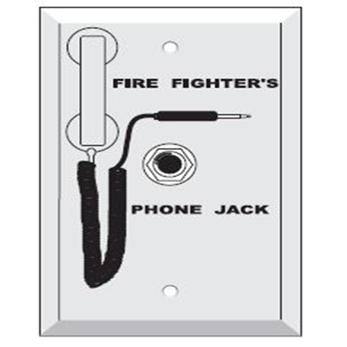 Firefighter Phone Jack