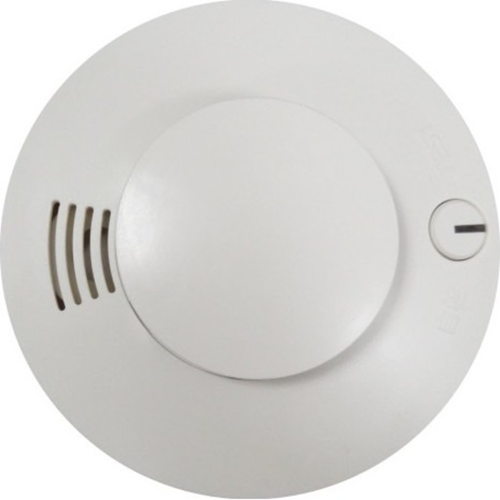 Standalone battery operated conventional smoke detector