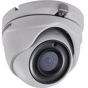 Hikvision Turbo HD DS-2CE51F1T-ITM 3 Megapixel Surveillance Camera - Colour - 20 m Night Vision - 1920 x 1536 - 3.60 mm - CMOS - Cable - Turret - Wall Mount, Pole Mount, Corner Mount, Junction Box Mount, Ceiling Mount