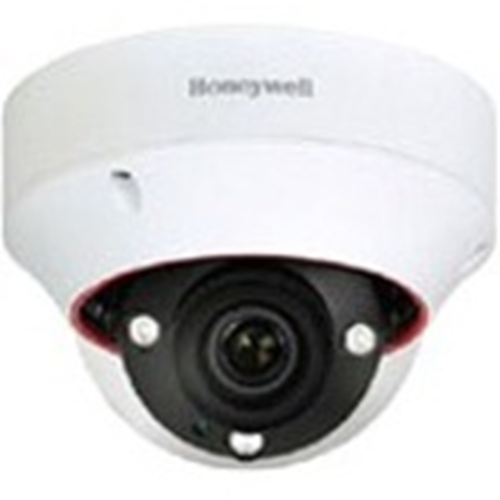Honeywell equIP H4W4GR1V 4 Megapixel Network Camera - Colour - 50 m Night Vision - H.265, H.265+, H.264, Motion JPEG - 2688 x 1520 - 2.70 mm - 13.50 mm - 5x Optical - CMOS - Cable - Dome - Pole Mount, Corner Mount, Pendant Mount, Wall Mount