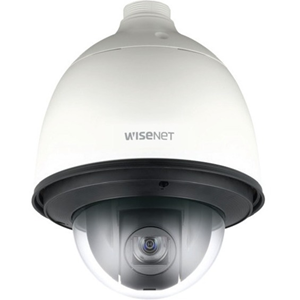 Hanwha Techwin WiseNet QNP-6230H 2 Megapixel Network Camera - 1 Pack - Colour - H.265, H.264/MPEG-4 AVC, MJPEG - 1920 x 1080 - 4.44 mm - 102.20 mm - 23x Optical - CMOS - Cable - Dome