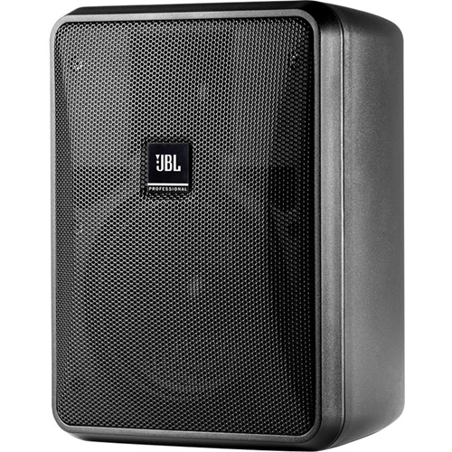 JBL Professional Control Control 25-1 200 W RMS - 133.35 mm Woofer Indoor/Outdoor Speaker - 2-way - 2 Pack - Black - 85 Hz to 17 kHz - 8 Ohm - 90 dB Sensitivity - Wall Mountable