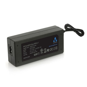 Veracity AC Adapter for Network Switch - 78 W Output Power - 120 V AC, 230 V AC Input Voltage - 57 V DC Output Voltage - 1.50 A Output Current