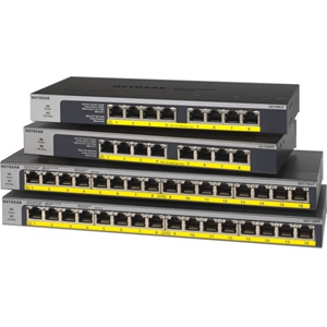 Netgear GS108PP 8 Ports Ethernet Switch - 8 x Gigabit Ethernet Network - Twisted Pair - 2 Layer Supported - Desktop, Wall Mountable, Rack-mountable - Lifetime Limited Warranty
