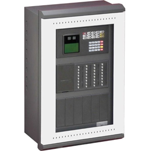 GST GST200N-1 Fire Alarm Control Panel - 30 Zone(s) - LCD - Addressable Panel