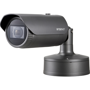 Hanwha Techwin WiseNet XNO-6080R 2 Megapixel Network Camera - Monochrome, Colour - 50 m Night Vision - MPEG-4 AVC, Motion JPEG, H.264, H.265 - 1920 x 1080 - 2.80 mm - 12 mm - 4.3x Optical - CMOS - Cable - Pole Mount
