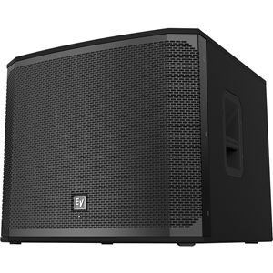 Electro-Voice EKX-18SP Subwoofer System - 1300 W RMS - Pole-mountable - 35 Hz - 180 Hz - Digital signal processing (DSP)