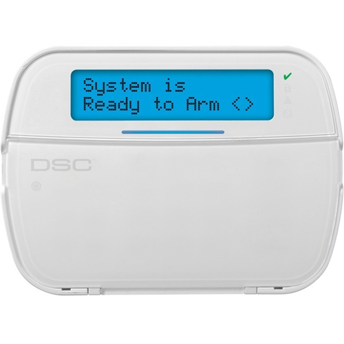 DSC HS2LCDRF4 Security Keypad - For Control Panel