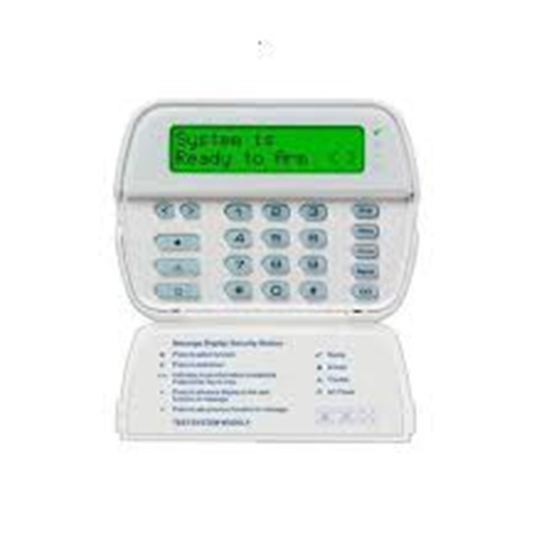DSC PK5500E3 Programming Keypad - For Control Panel