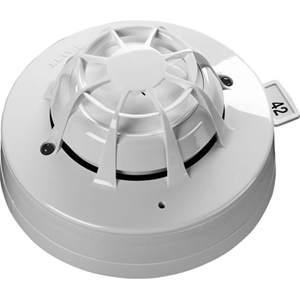 Apollo Discovery Multi Sensor Detector - Optical, Photoelectric - White - 28 V DC - Fire Detection - Surface Mount