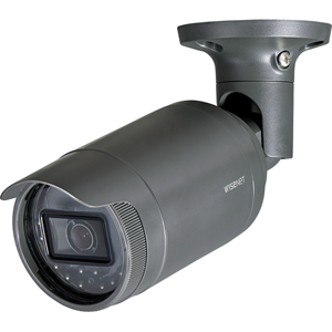 Wisenet LNO-6010R  2megapixel (1920 x 1080) resolution - Built-in 3mm fixed lens-Max. 30fps@all resolutions (H.264)Bullet - Day & Night (ICR), WDR (120dB)-Micro SD/SDHC memory slot (Max. 32GB), PoE-IR viewable length 30m-IP66