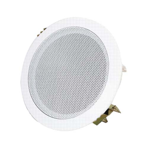 4W 4 inch Hiquality Conetype ceiling speaker with metallic grill