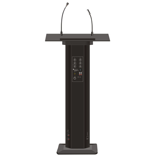 Ergonomically designed Lectern consistin