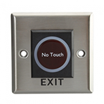 No Touch Button
