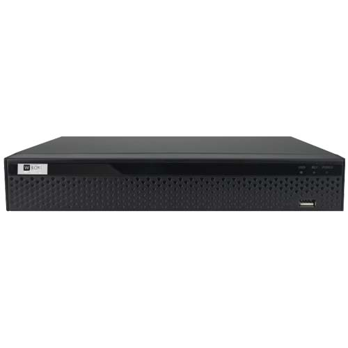 4CH 5 in 1 720p DVR 1 SATA up to 6 TB