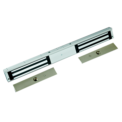 Double Door EM Lock 600 lbs with LED and