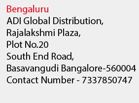 Bengaluru Branch Address