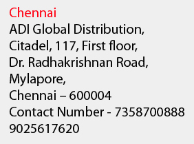 Chennai Branch Location