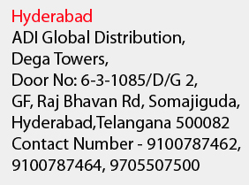Hyderabad Branch Location