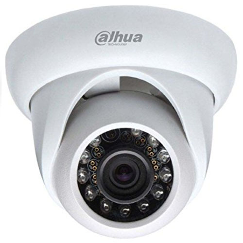 1pt3 MP Dome camera fixed lens 3pt6 mm