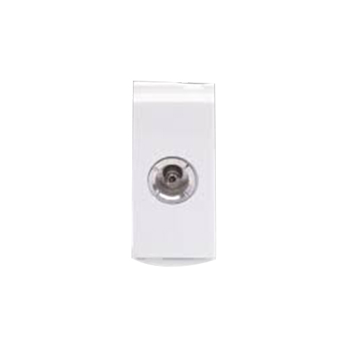 TV Coaxial Socket Outlet 1M Make Midas