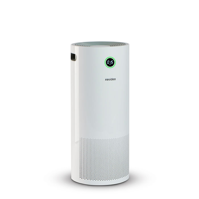 Resideo Air Purifier with remote control