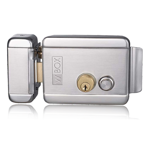 Dual cylinder electronic lock with Three