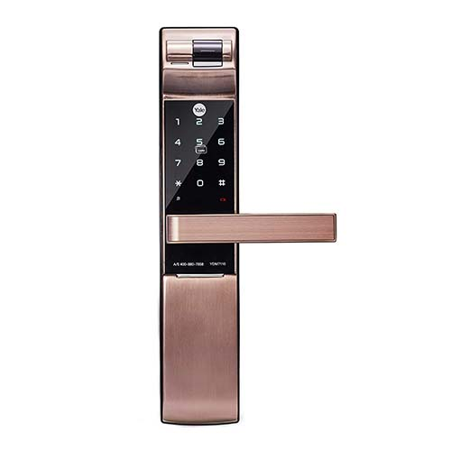 Biometric Digital Mortise Lock with Acce